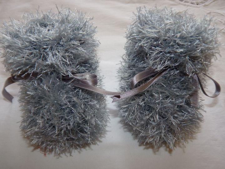 Moon boots gris, ref 0521, naissance, disponibles