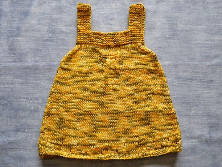 robe à bretelles,ref 0406 , 6 mois , disponible